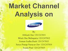 Market Channel Analysis on Samsung