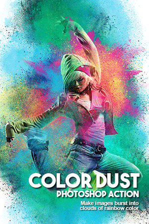 color dust