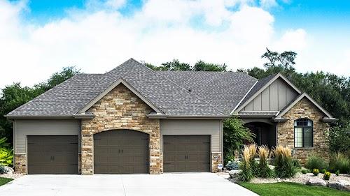 Table Rock Oak County WS Sample House