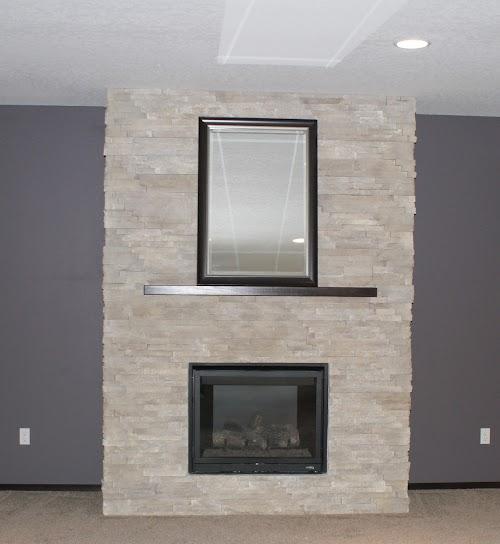 Eldorado Birch Ledgecut33 Fireplace 004