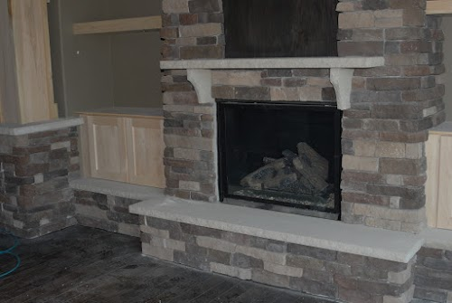 Eldorado Bitteroot Mountain Ledge Fireplace 001