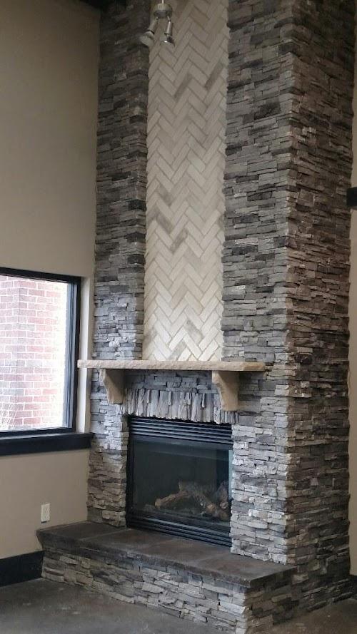 Eldorado Silver Lining Stack Stone w- Chalk Dust Brick 002