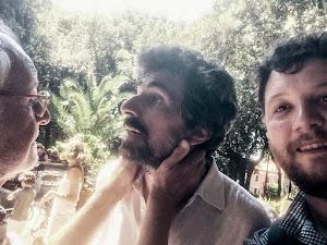 Maurizio Torchio, Goffredo Fofi, Nicola Villa
