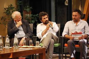 Maurizio Torchio, Paolo Mereghetti, Saverio Costanzo.
