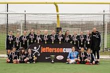 Displaying 2014 - Jefferson Cup Champions - Roma U13G