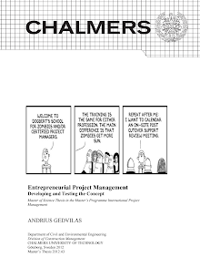 Entrepreneurial Project Management