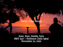 Pacific Coast Hotels - Business Model
