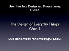 User Interface Design and Programming