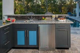 Danver Stainless Outdoor Kitchens Kitchen Sink Cabinets Steel