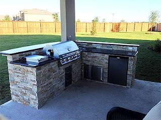 Outdoor Kitchens The Woodlands Tx Conroe Spring