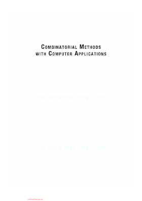 1584887435 {7502130E} Combinatorial Methods with Computer Applications [Gross 2007-11-16].pdf