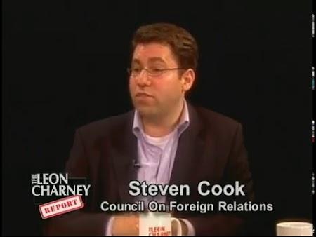 Steven Cook and (Robert) Lane Greene (Original Airdate: 07/27/2008)