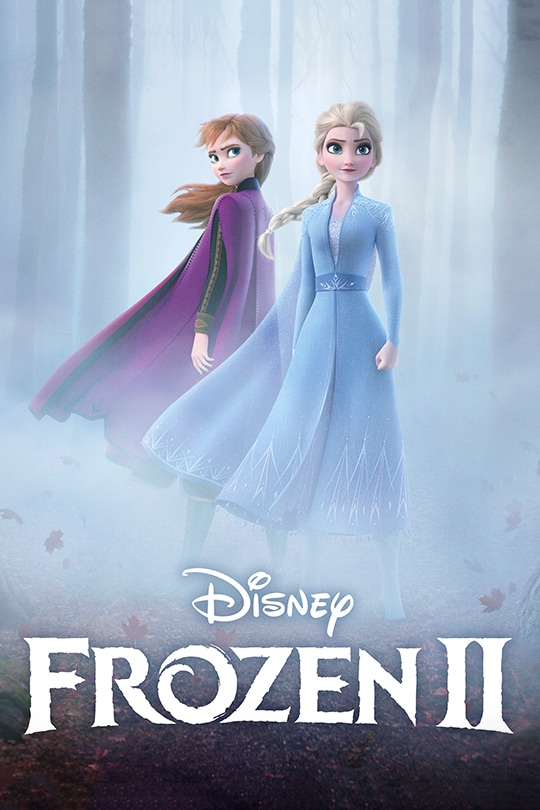 Frozen II kurdish poster