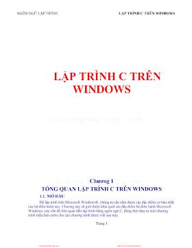 Lap trinh C tren Window.pdf
