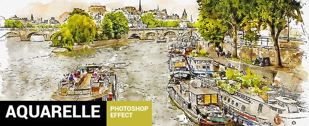 Watercolor Artist - Perfectum 2 - Photoshop Action - 10