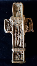 Cruce din lemn Athos