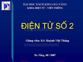 Slide.điện Tử Số 2 - Ks.huỳnh Việt Thắng.pdf