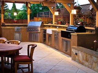 Dallas Outdoor Kitchens Kitchen Kitchen Design Outside