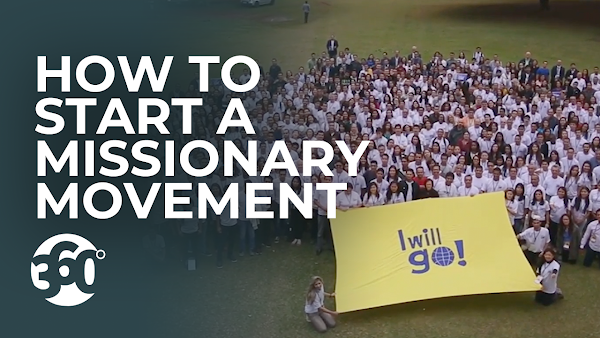Weekly Mission Video - How to Start a Missionary Movement