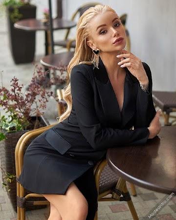 Liza Vdovina Photo