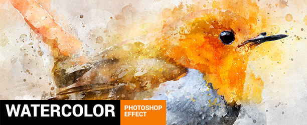 Watercolor Artist - Perfectum 2 - Photoshop Action - 14