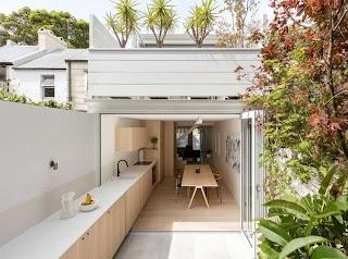 Indoor Outdoor Kitchens Architect Visit an Kitchen in Sydney Gardenista