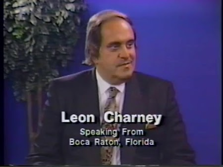 Wolf Blitzer Phoned In Boca Raton and Segment of Lore Family (Original Airdate 04/08/1990)