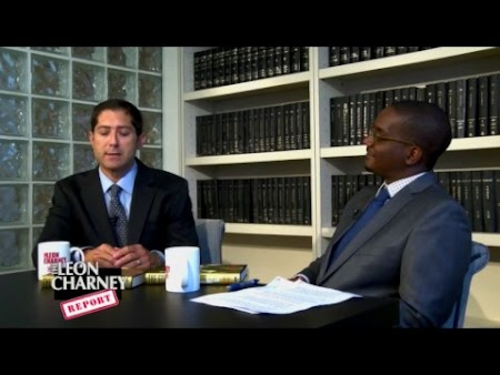 Todd Moss and Nathan Chiume, 2014 Special Series Future of Africa (Original Airdate 9/28/2014)