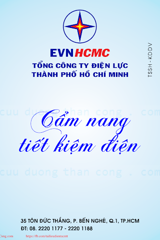 Cẩm Nang Tiết Kiệm Điện - Điện Lực HCM.pdf