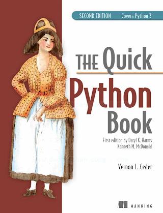 The Quick Python Book, Second Edition (2010).pdf