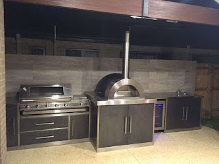 Outdoor Bbq Kitchens Perth Alfresco Zesti Woodfired Ovens Wa