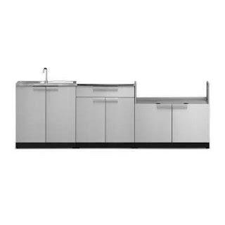 Stainless Steel Outdoor Kitchen Cabinets Storage