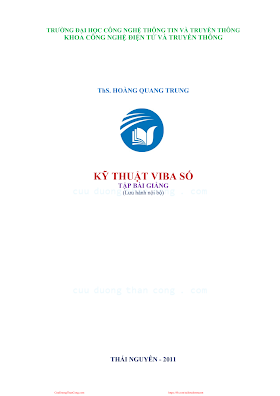 ĐHTT.Kỹ Thuật Viba Số - Ths. Hoàng Quang Trung, 115 Trang.pdf