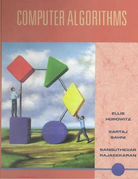 0716783169 {D20D9C64} Computer Algorithms [Horowitz, Sahni _ Rajasekaran 1997-08-15].pdf