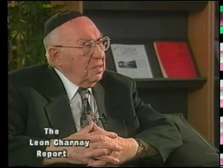 "Reuven ""Ruby"" Rivlin and Avraham Burgin Israel (Original Airdate 12/07/19970"