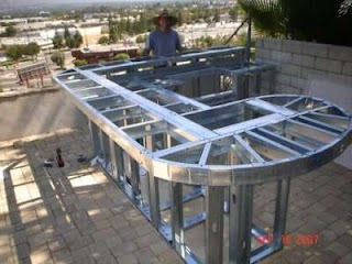 Steel Frame Kits for Outdoor Kitchen Kit Archives Randolph Indoor And