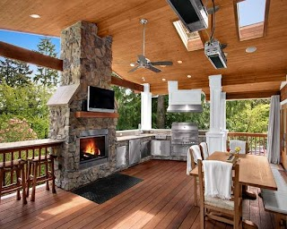 Premier Outdoor Kitchens Living Design Tampa Trinity