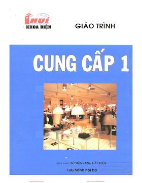 ĐHCN.Giáo Trình Cung Cấp 1 - Nhiều Tác Giả, 120 Trang.pdf