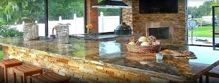 Custom Outdoor Kitchen Designs S Aid