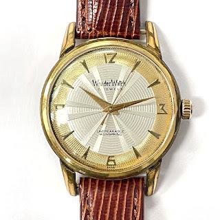 1960s Mod Wonder Watch