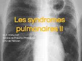 10-Les syndromes pulmonaires II.pptx