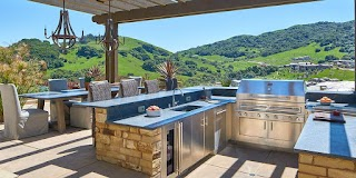 California Outdoor Kitchens Orinda Kitchen Kalamazoo Gourmet