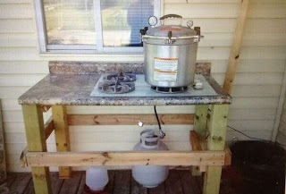 Outdoor Canning Kitchen The 100 Simple Off The Grid News