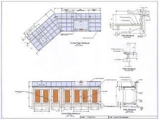Outdoor Kitchen Floor Plans Design