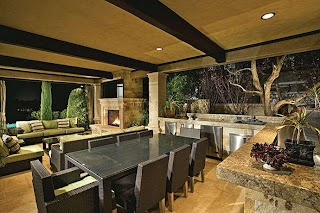 Luxury Outdoor Kitchens Part 1 Appliances Countertops Cabinets Flooring