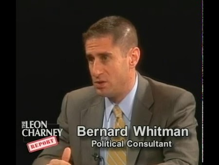 Bernard Whitman and (Robert) Lane Greene (Original Airdate 11/30/2008)