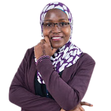 Hadijah K - Microcontrollers developer