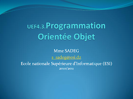 06 - La Gestion Des Exceptions.pdf