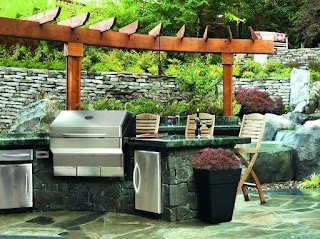 Elite Outdoor Kitchens Kitchen Grill Island Ideas Without Bbq Barbecue Plans