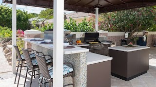How to Frame an Outdoor Kitchen Build The Right Way Grill Tks Plus